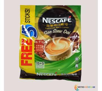 Nescafe Singapore With Coffee 15+5 Sticks 20×33 (gm)