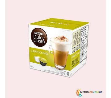 Nescafe Dolce-Gusto-cappuccino