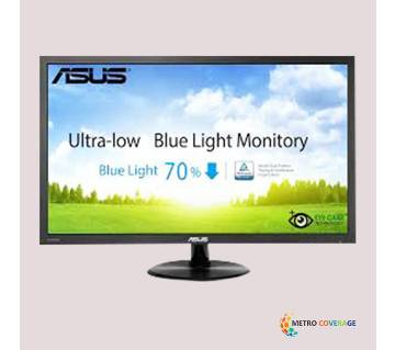 ASUS VP278H Gaming Monitor, 1ms, Low Blue Light, F