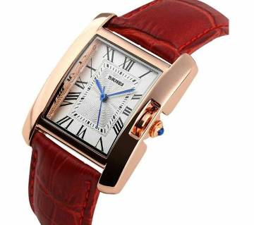 Skmei 1085c Stainless Steel Wrist Watch for Women - read