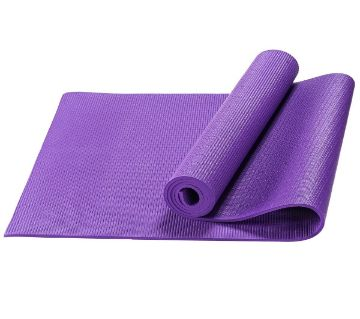 Yoga and Exercise Plain Comfort Mat 8mm - Multicolor