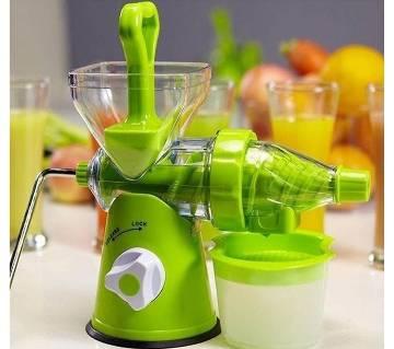 Smart Manual Hand Juicer Machine