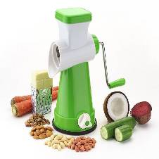 4 in 1 Multifunctional Rotary Grater And Slicer