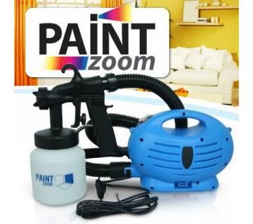 Electric paint sprayer paint gun