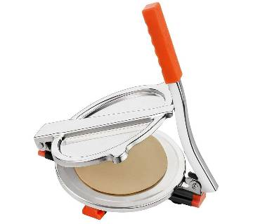 Quick Stainless Steel Puri Maker - Silver