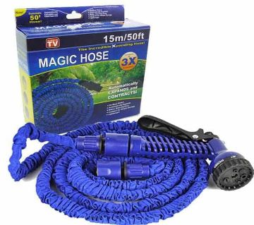 Expandable Magic Water Hose Pipe 50 ft - Green