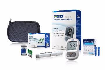 FED Blood Glucose Meter