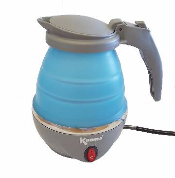 Portable travel electric kettle