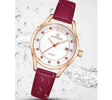 NAVIFORCE 5010 Luxury Brand Women Watches Fashion Quartz Watch Women Waterproof Casual Wristwatches Female Clock