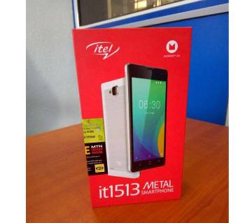 Itel It1513 Metal Phone with Android 6.0