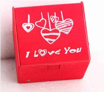 Surprise Valentine Gift Box