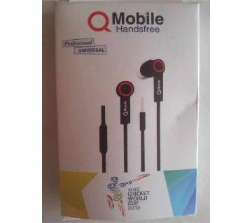 Q Mobile Earphone