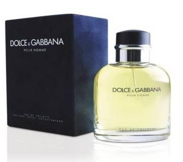Dolce & Gabbana Pour Homme পারফিউম ফর ম্যান