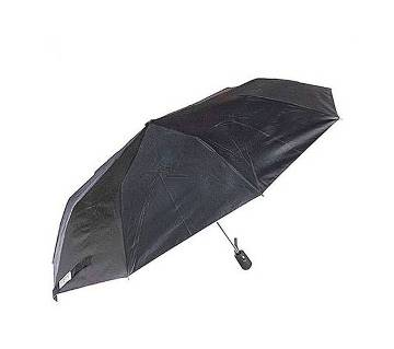 Automatic Folding Umbrella - Black