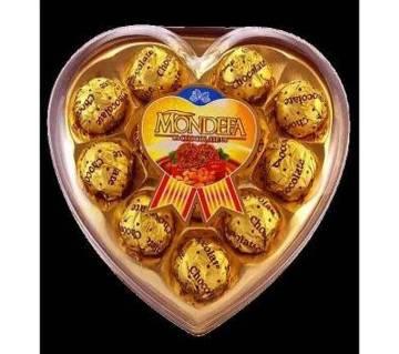 Mondefa chocolate - 4 Pcs Box