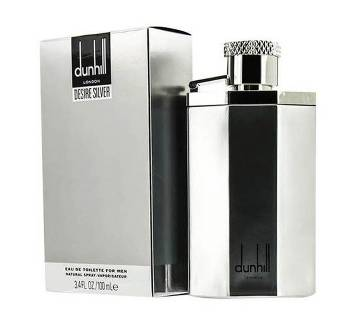 Alfred Dunhill Desire Silver EDT for men - 100ml