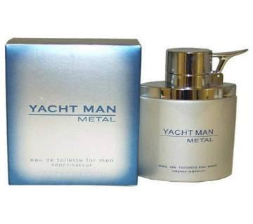 Yacht Man Metal by Puig Eau-de-toilette Spray for