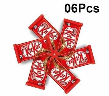 KitKat Indian Chocolate -6 Pcs