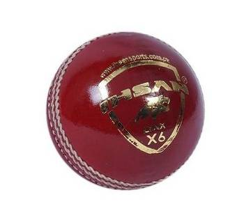 Cricket Ball - Red