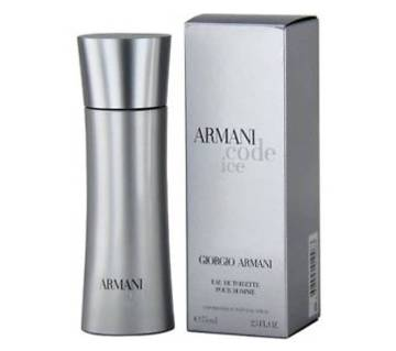 Giorgio Armani Code Ice For Men Eau De Toilette (Italy)