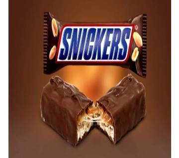 Snickers Chocolate Bar-1Pcs