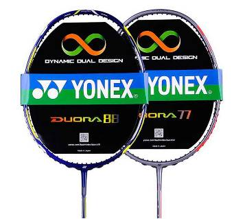 YONEX doara 77 ব্যাডমিন্টন র্যাকেট (কপি)