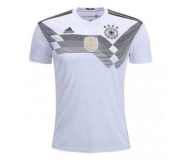 Germany Home World Cup Short Sleeve Jersey