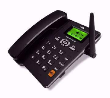 Sim Card Supported Desktop Phone - Dual Sim