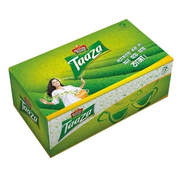 Brooke Bond Taaza Tea Bag 50 pcs 100 gm