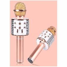 WS-858 Microphone Hi-Fi Karaoke Microphone