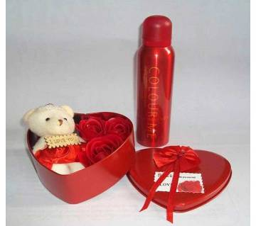 Valentine Gift Box & Body Spray