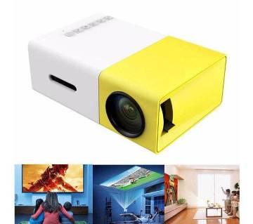 Mini LED Projector H400