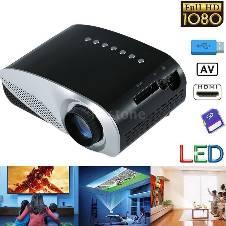 Full HD Multimedia Projector & TV