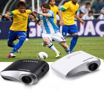 Full HD 1080p Multimedia TV Projector