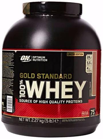 GOLD STANDARD 100% WHEY প্রোটিন
