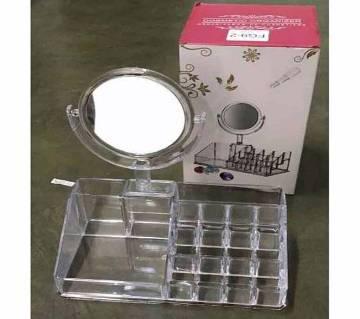 Fertile Acrylic কসমেটিকস অরগানাইজার (মিরর)