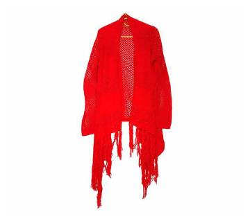 Ladies Woolen Long Sleeve Panju