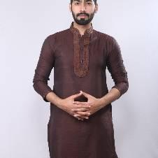 Linen Panjabi For Men