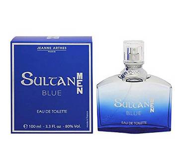Jeanne Arthes Sultan Men Blue - 100ml-Malaysia