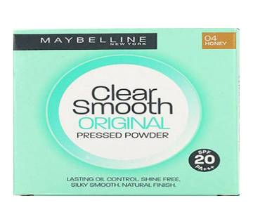 Maybelline Clear Smooth Original Pressed Powder - 9g