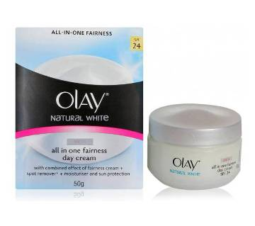 Olay Natural White Fairness Cream - 50g
