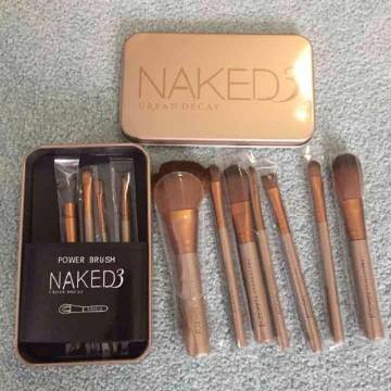 Naked 5 Urban Decay Makeup Brushes