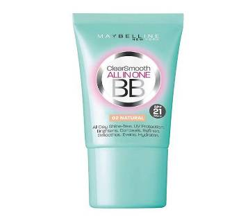 Maybelline Clearsmooth All In One BB Cream - 18ml