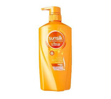 Sunsilk Co-Creations Damage Restore Shampoo - 650ml