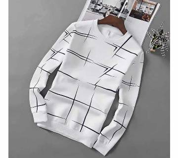 Full Sleeve Cotton T-shirt