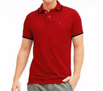 Mens Cotton Polo Shirt
