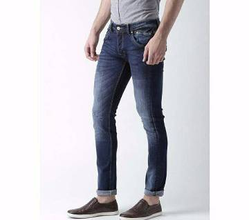 Mens Semi narrow Jeans Pant