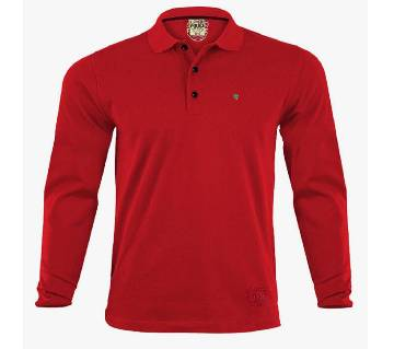 Full-sleeve Polo Shirt