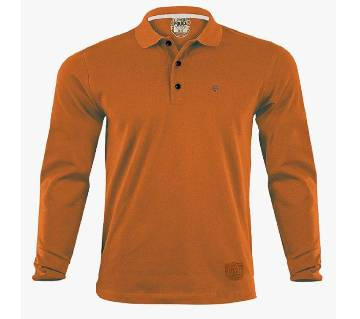 Full-sleeve Polo Shirt