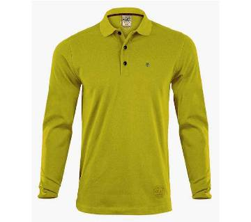 Fuoll Sleeve Gents Polo Shirt